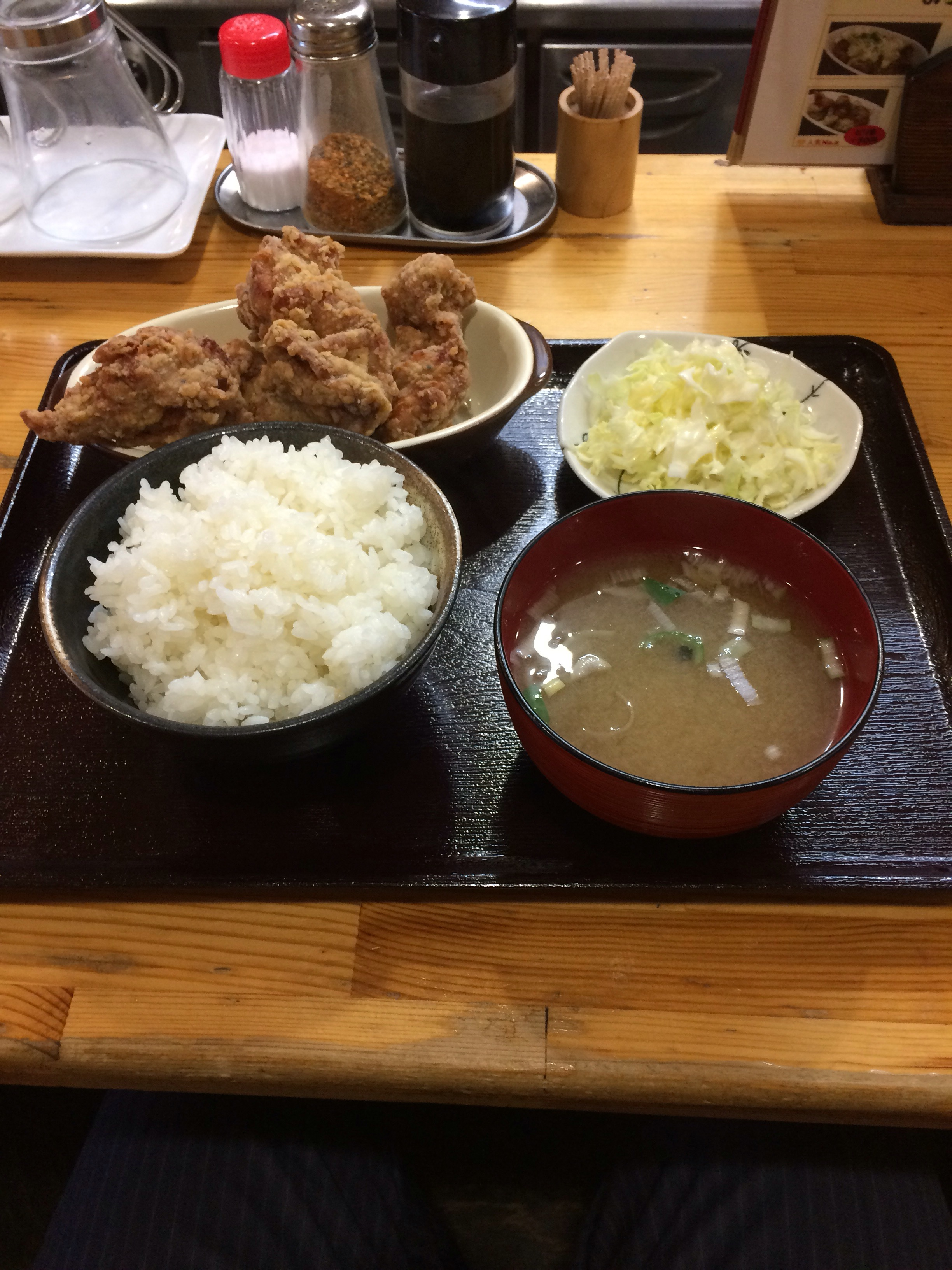 錦糸町《ワンコインランチ》500円でお腹いっぱい!!