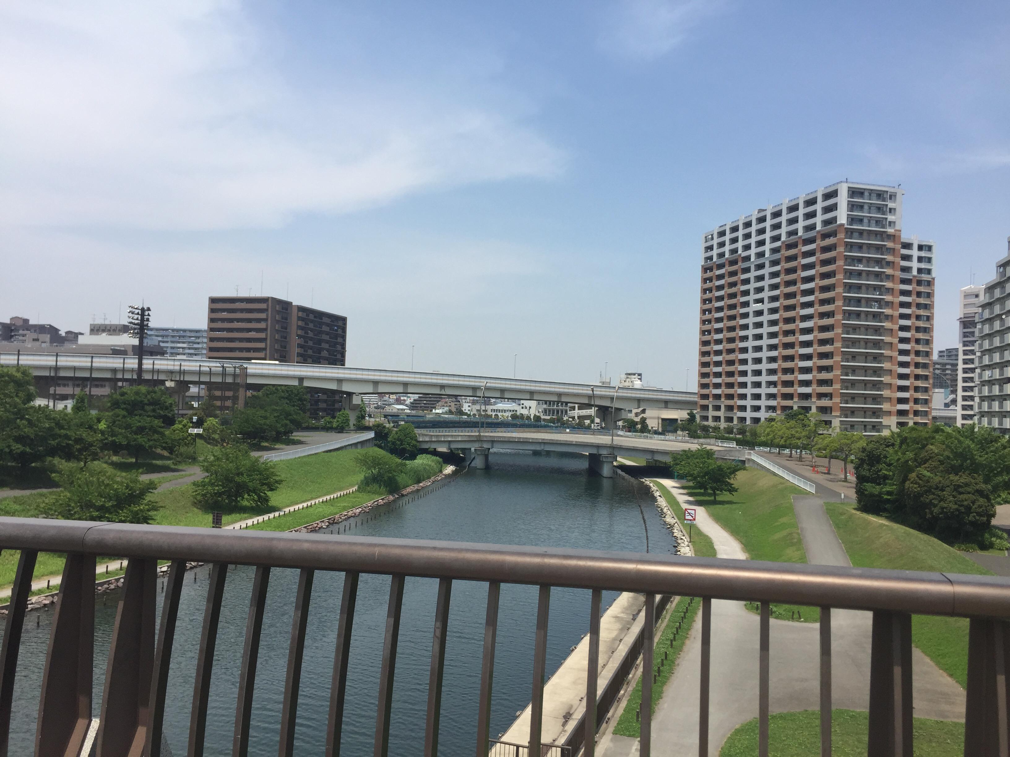 img 2281 ここ東京?緑溢れる公園!