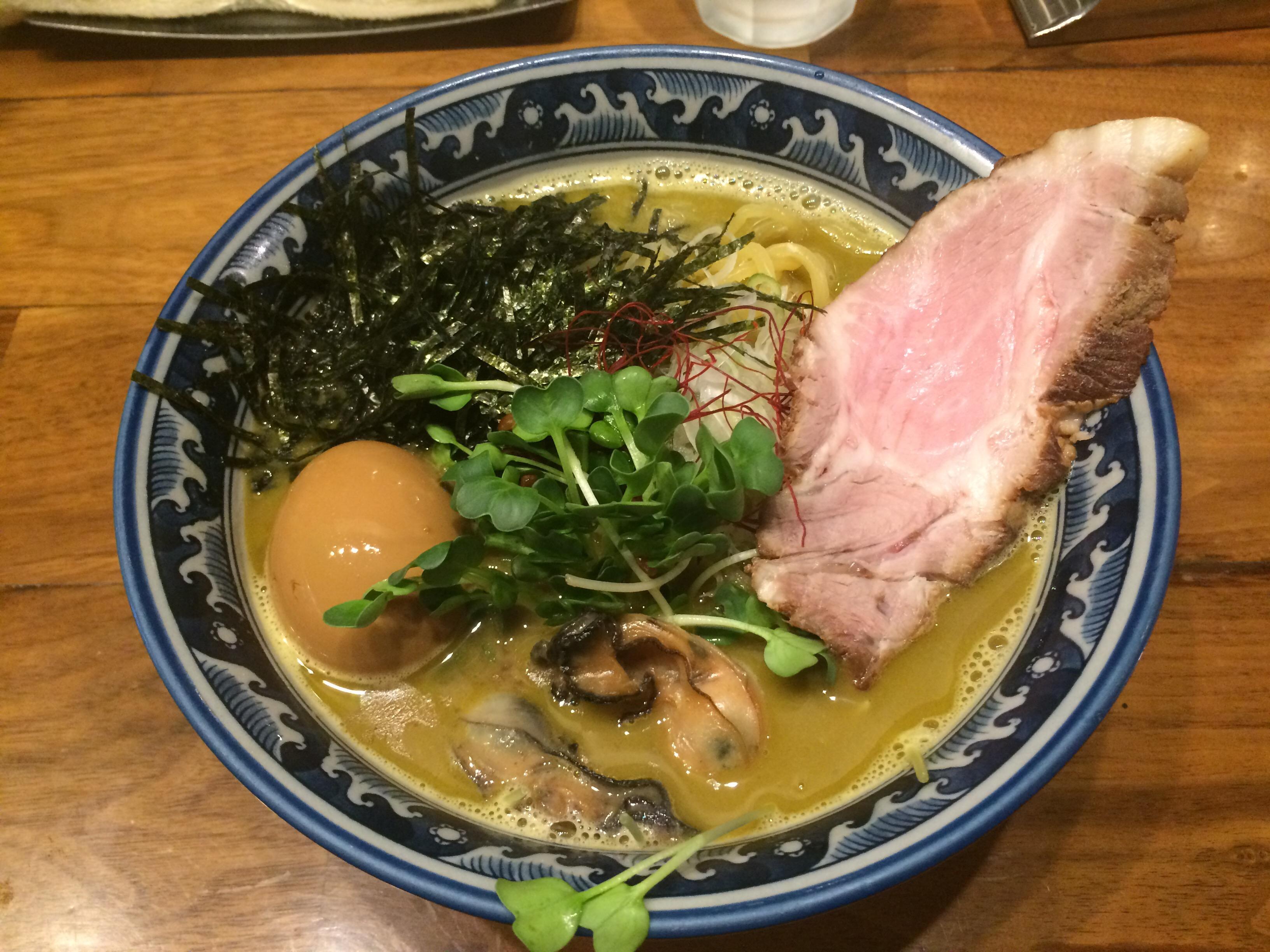 img 3152 牡蠣出汁のスープ(^^♪