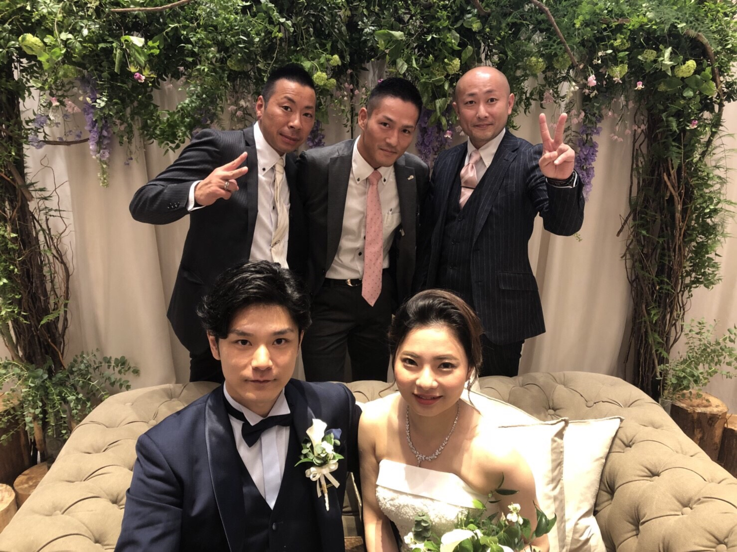 img 6114 九州遠征!最高の結婚式✨✨